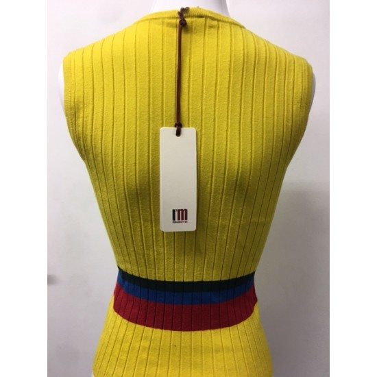 Blouse Knitted Yellow