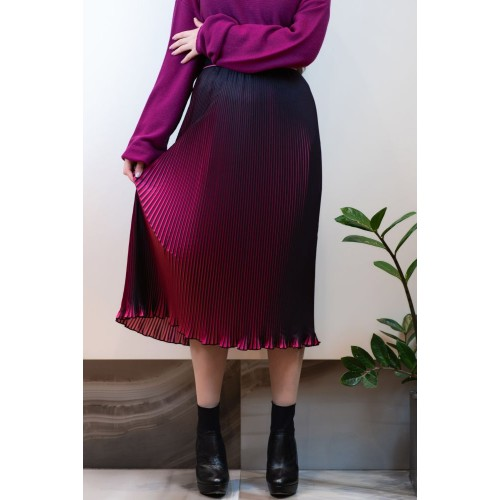 SKIRT MARCCAIN WITH PLEATCH